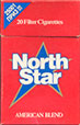 Фото сигарет North Star American Blend